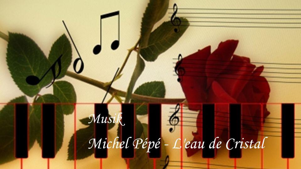 Musik Michel Pépé - L eau de Cristal