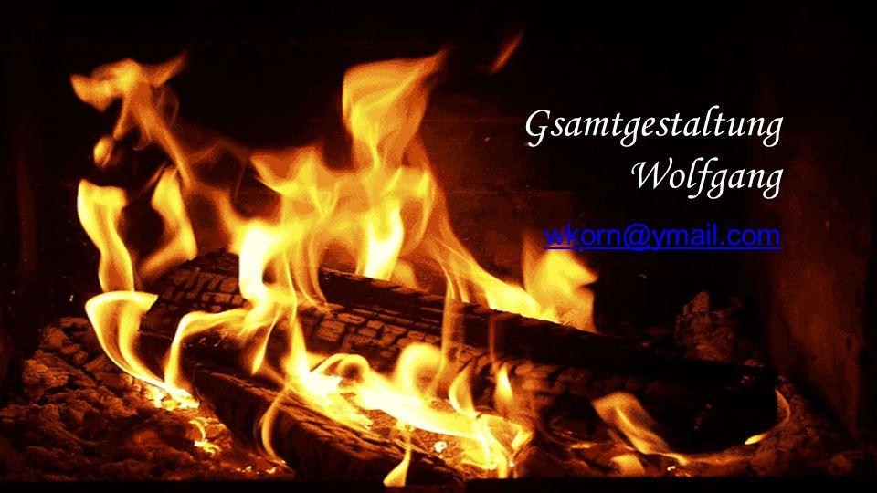 Gsamtgestaltung Wolfgang wkorn@ymail.com