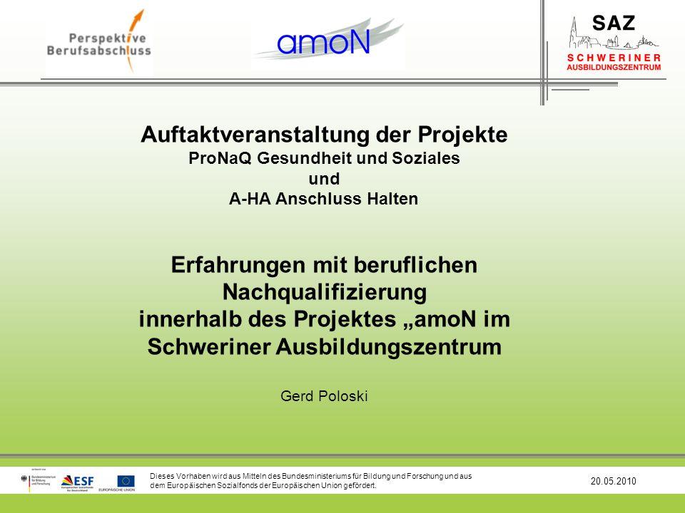 Dieses Vorhaben wird aus Mitteln des Bundesministeriums für Bildung und Forschung und aus dem Europäischen Sozialfonds der Europäischen Union gefördert.