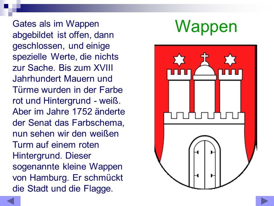 Wappen Gates als im Wappen abgebildet ist offen, dann geschlossen, und einige spezielle Werte, die nichts zur Sache.