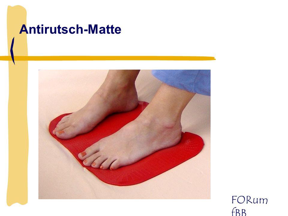 FORum fBB Antirutsch-Matte