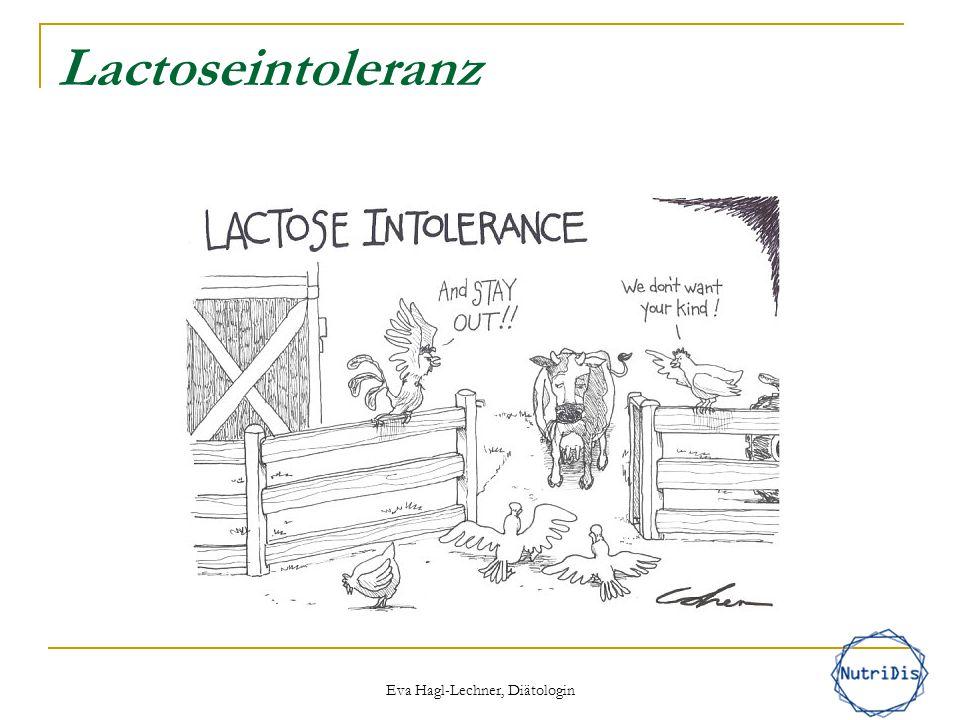 Lactoseintoleranz Eva Hagl-Lechner, Diätologin