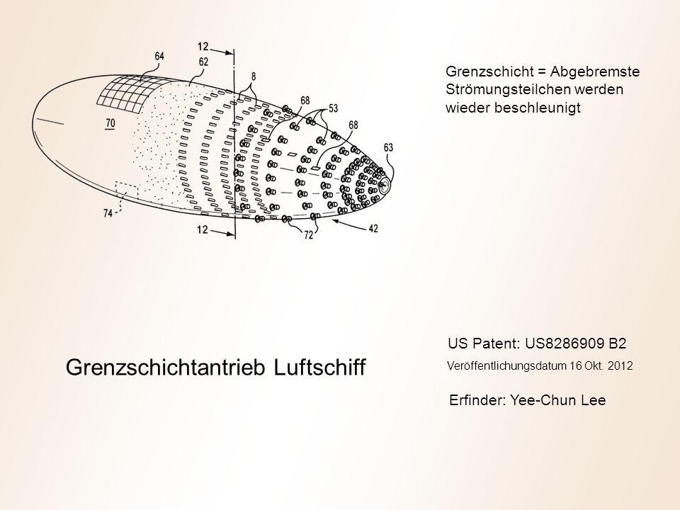US Patent: US8286909 B2 Erfinder: Yee-Chun Lee Veröffentlichungsdatum 16 Okt.