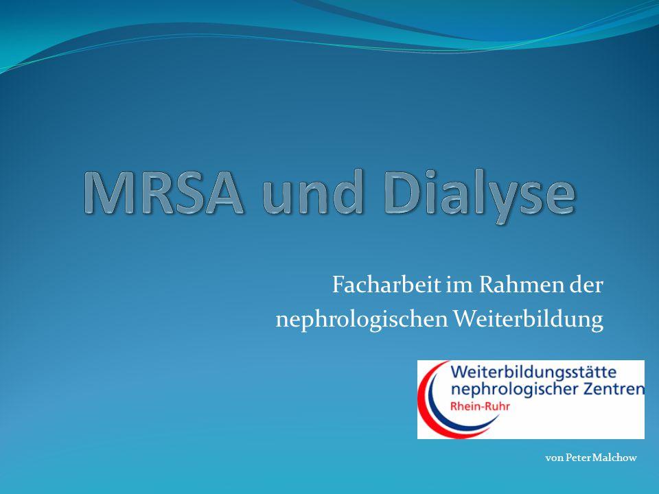 - Was ist MRSA.