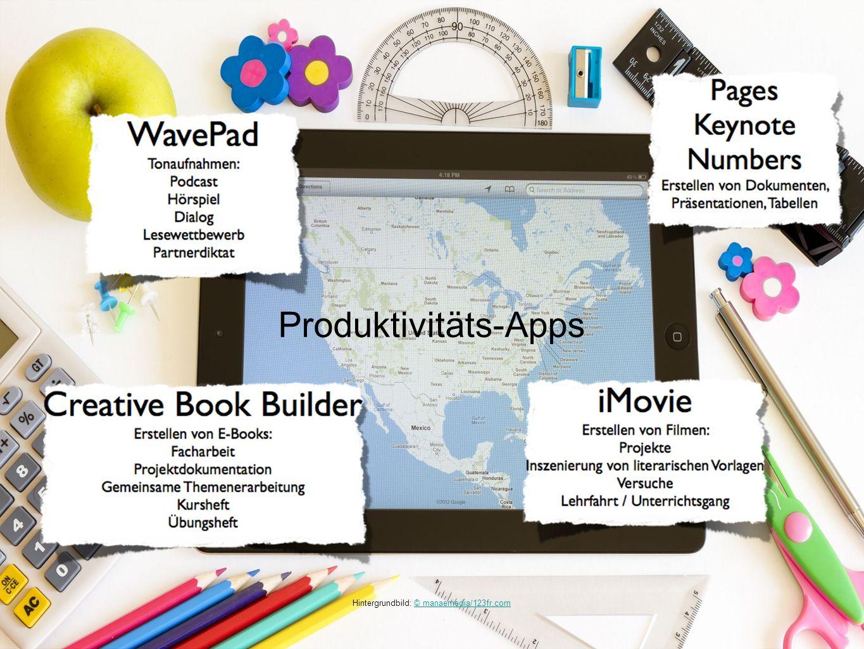 Hintergrundbild: © manaemedia/123fr.com© manaemedia/123fr.com Produktivitäts-Apps