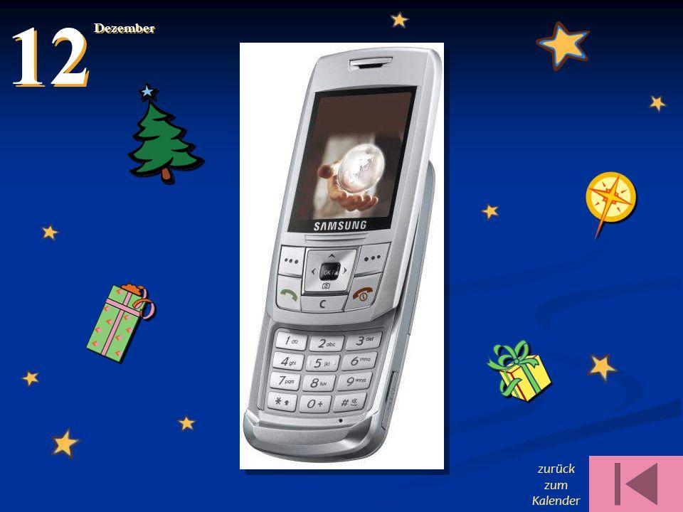 zurück zum Kalender 12 Dezember