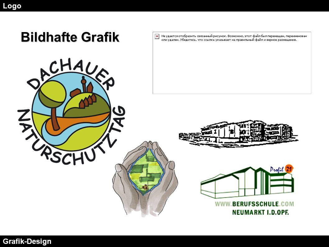 Logo Grafik-Design Bildhafte Grafik