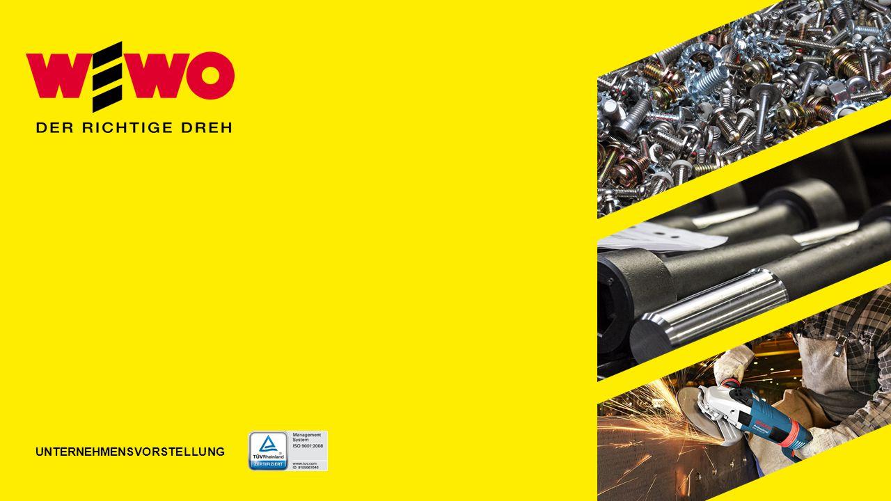 2 /12 SERVICES WERKZEUGEINDUSTRIESERVICEEIGENFERTIGUNGBEFESTIGUNGSTECHNIK WEWO Schrauben-Befestigungsteile GmbH | An der Oelmühle 13 | 47638 Straelen
