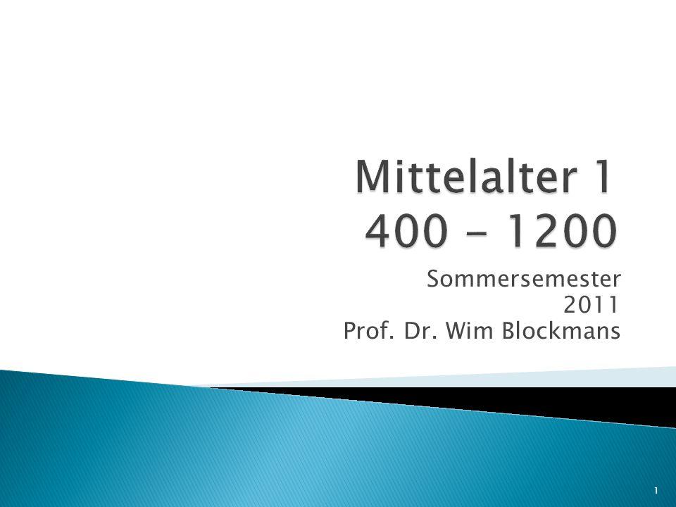  'Mittelalter': Erfindung der Humanisten  'Dark Ages'  Graduelle Übergänge  Welche Kriterien.