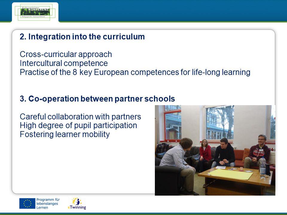 eTwinning - Das Netzwerk für Schulen in EuropaeTwinning - Das Netzwerk für Schulen in Europa 2.