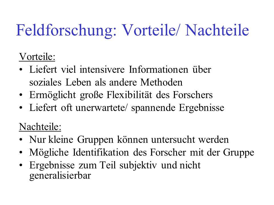 Forschungsmethoden 2.