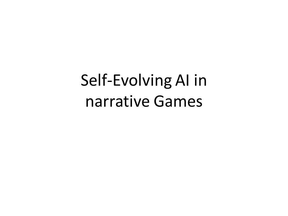 Agenda Idee & Konzept Problematiken AI – Step by Step