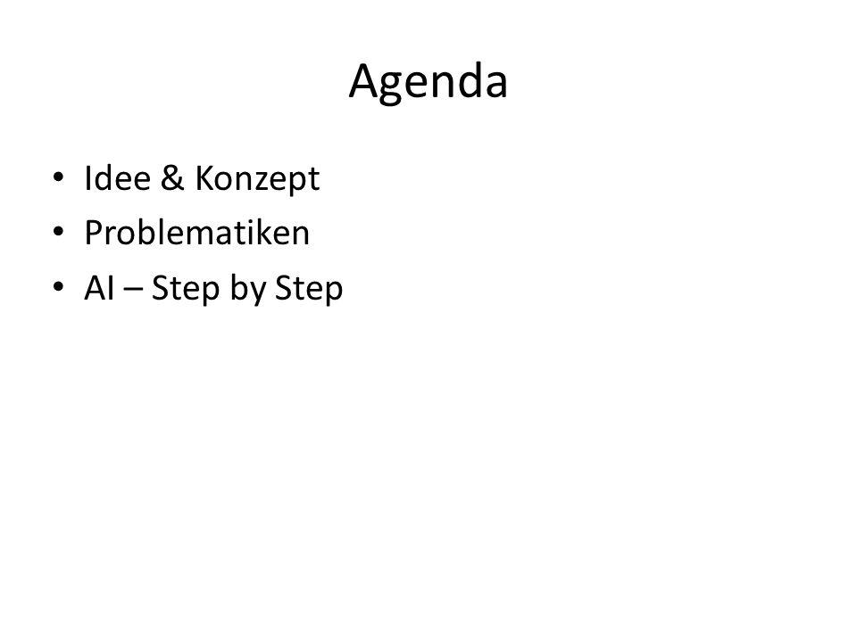 AI – Step by Step Narration Agent: – Pool an Narrationsformaten – Kombiniert übergebene Daten mit Pooldata → Erstellt Narration für Zwischensequenz → Erstellt Case-Profile für Initiation Agent