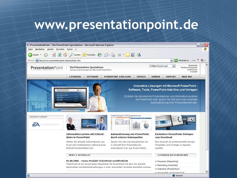 10 www.presentationpoint.de