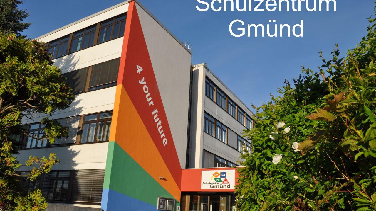 COOL @ Schulzentrum Gmünd Bildung macht hier Spaß.