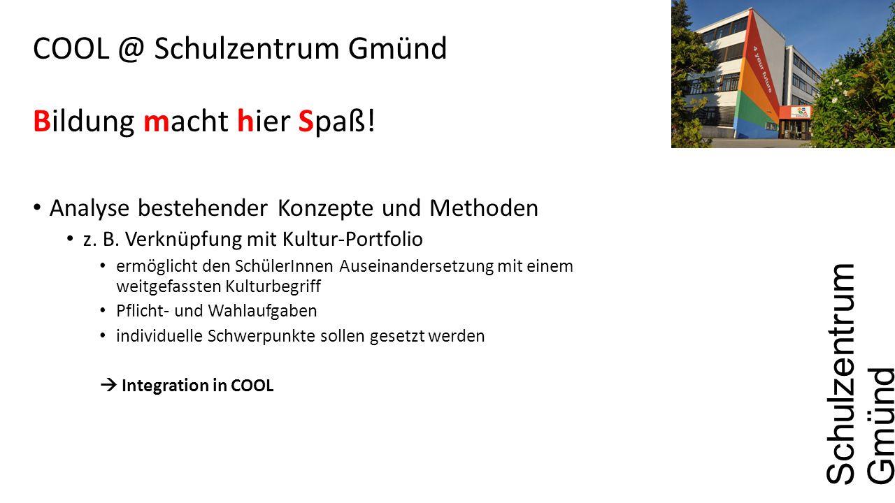 Schulzentrum Gmünd