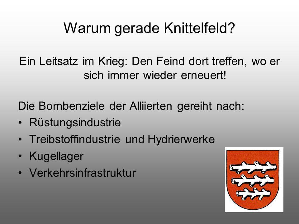 Ziele in Österreich Wiener Neustadt wurde wegen seiner wichtigen Flugzeugwerft bereits am 13.