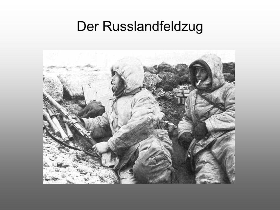 Der Russlandfeldzug