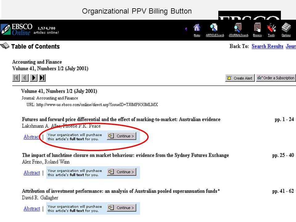 92. Deutscher Bibliothekartag Organizational PPV Billing Button