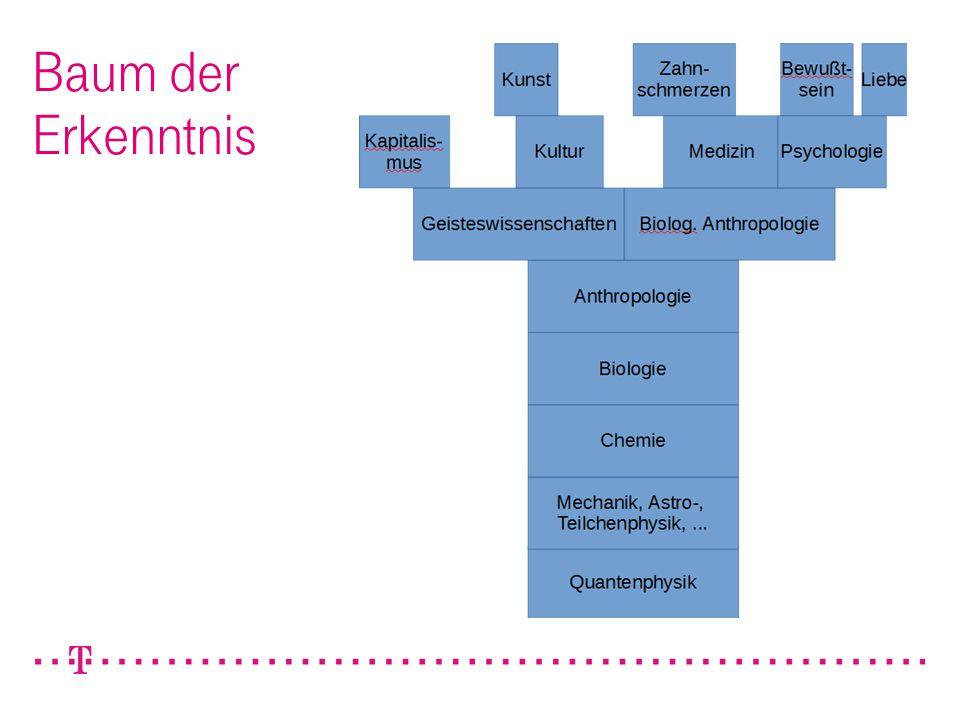 226.04.2015Achim Reinert / Entscheidungsvorlage - Aufbau cIAM DevNet Baum der Erkenntnis