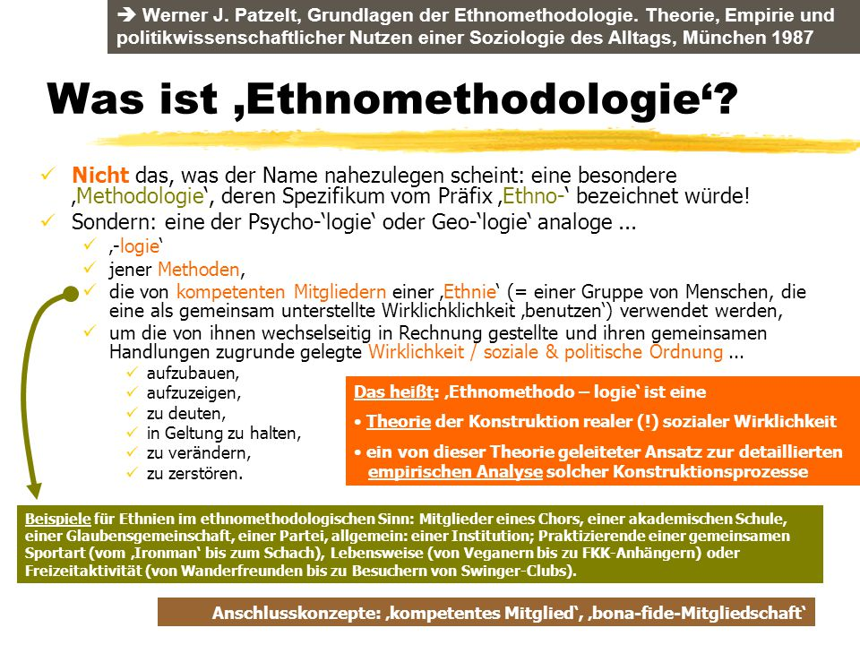 morphological concepts homology = structures that are similar because of common origin ('structural similarity' in spite of even different functions) skeletons of fish, birds, and humans institutional structures of the Everlasting Imperial Diet and the German Federal Council analogy = structures that are similar because of similar challenges to which they react ('functional similarity' in spite of even quite different origin) wings of birds and bees 'federal' representative bodies like German Federal Council and Canadian Senate homoiology= structures that are similar because of both common origin and similar challenges  parliaments of (in the last consequence) European origin, fulfilling the same functions of legislation, control of government, linking central decision-makers to 'ordinary citizens' … homodynamy = structures that are similar because they have been (and still are) created by the same processes everywhere and without common origin  humans' ability to come to decisions by negotiations  'proto-parliamentarian' structures homonomy = structures that are similar because they are routinely available, useful for many purposes and, therefore, built into even otherwise quite different structures  task forces, administrative sub-units, committees...