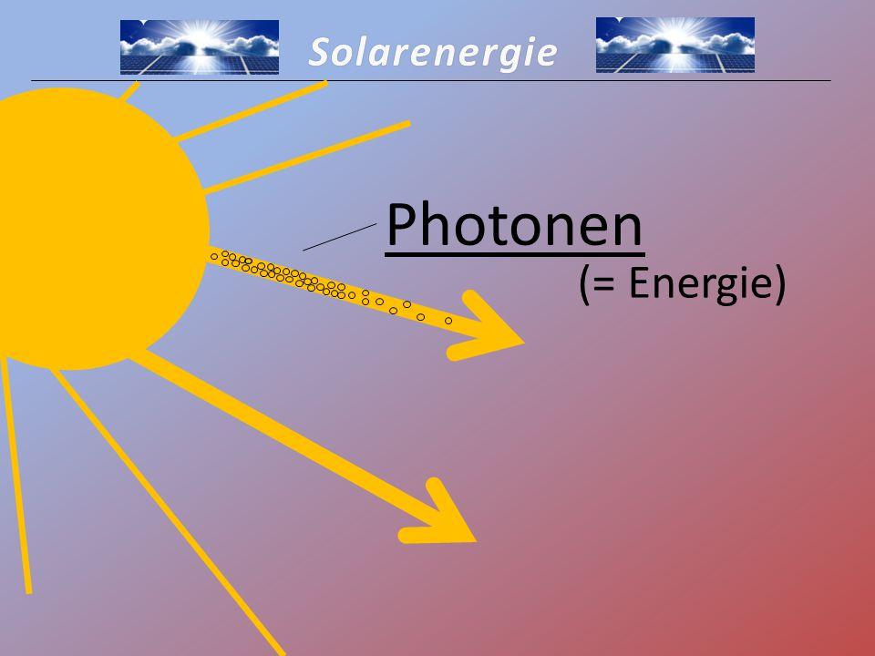 Solarenergie Photovoltaik