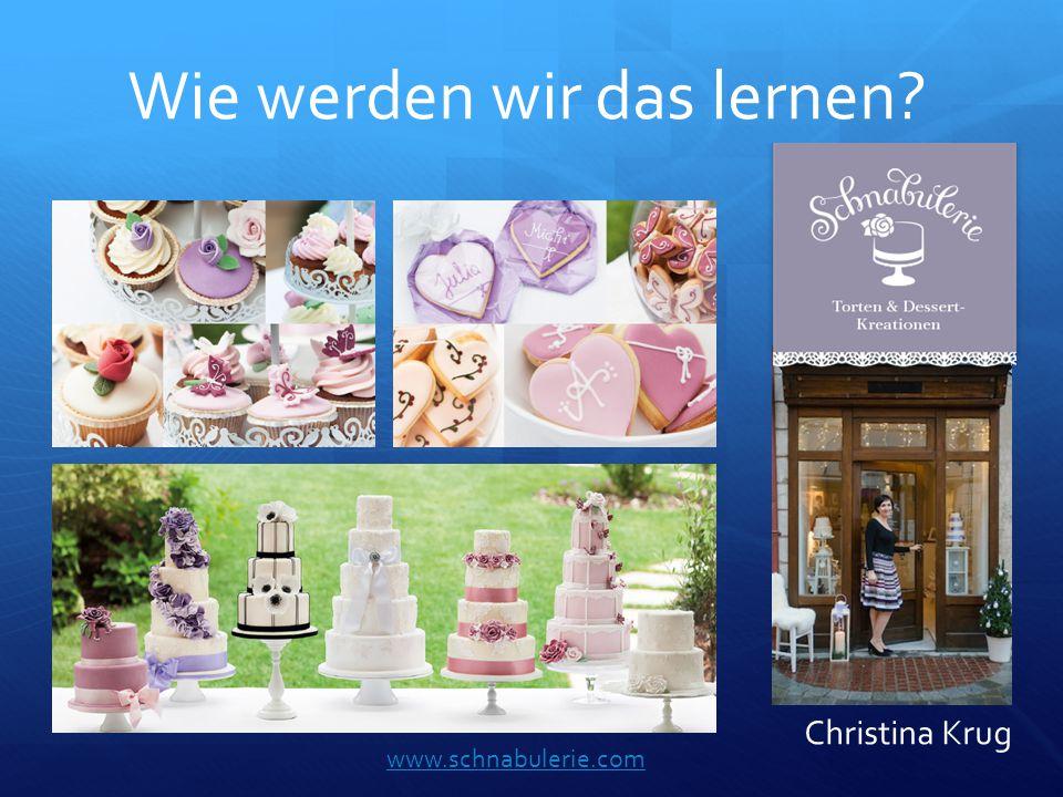Wie werden wir das lernen Christina Krug www.schnabulerie.com