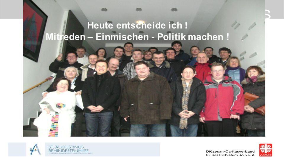 Die Menschen mit intellektueller Beeinträchtigung, die ich unterstütze, sprechen mit mir über politische Themen Deutschland(n=14)Österreich(n=12) Polen (n=9)