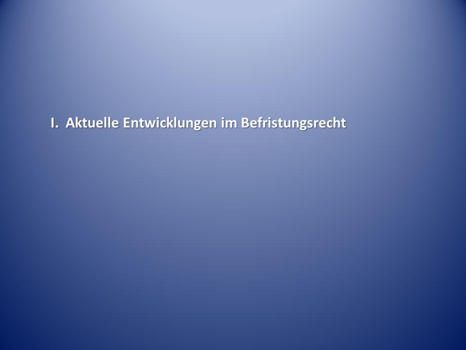 Übertragung von Daueraufgaben bei unzureichender Personalausstattung BAG Urt.