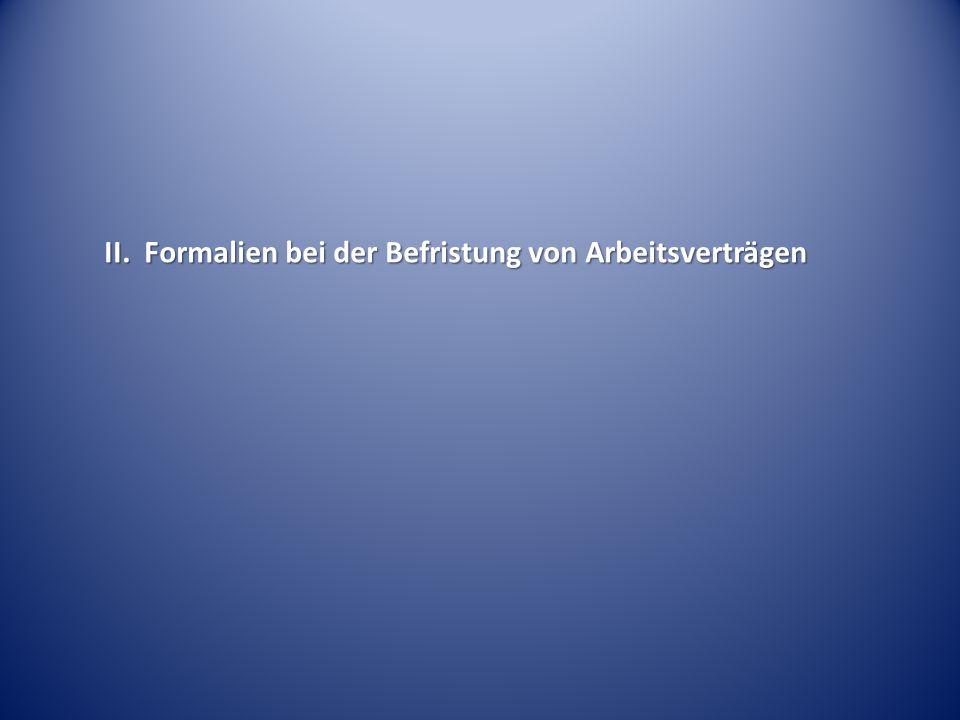 Befristung aufgrund eines gerichtlichen Vergleichs – Ausschluss von § 278 Abs.