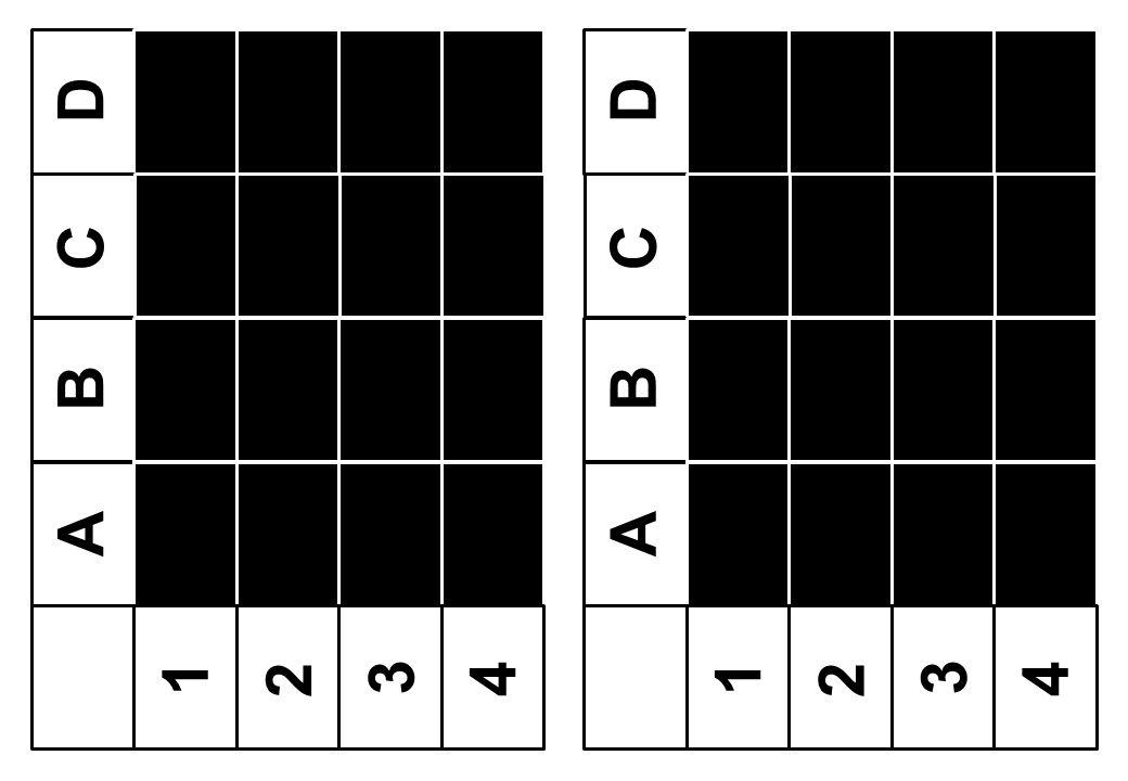 Beschriftung Briefumschlag Modellkärtchen zu Anleitungsheft 2 (blau) Inhalt: je 5x Chlorid-Ionen (Cl - ), Nitrat-Ionen(NO 3 - ), Natrium-Ionen (Na + ), Silber-Ionen (Ag + ); 18x Wasser-Molekül; Trinkhalm