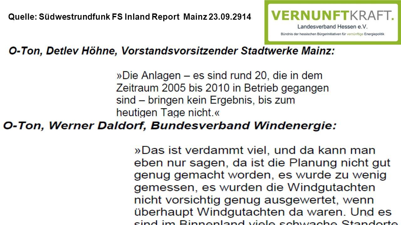 Quelle: Südwestrundfunk FS Inland Report Mainz 23.09.2914 20150326_Eltville_Bürgerforum_VKH_:Bernhard_Klug_Beteiligung 14