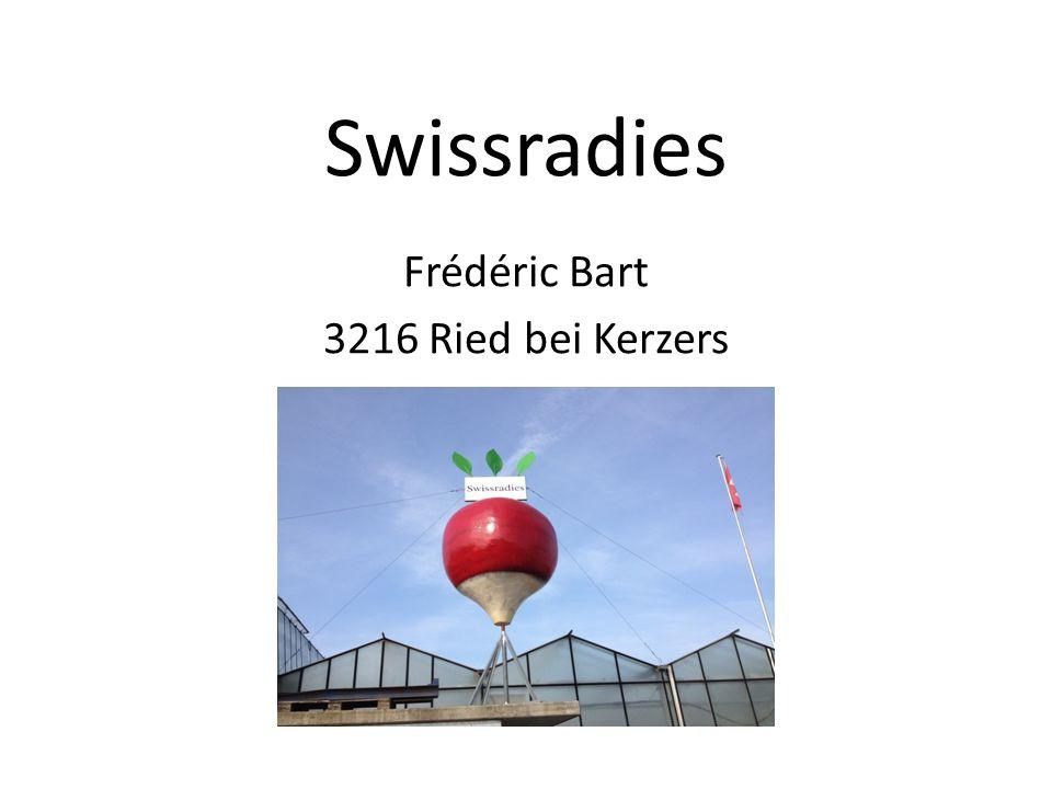 Swissradies Frédéric Bart 3216 Ried bei Kerzers