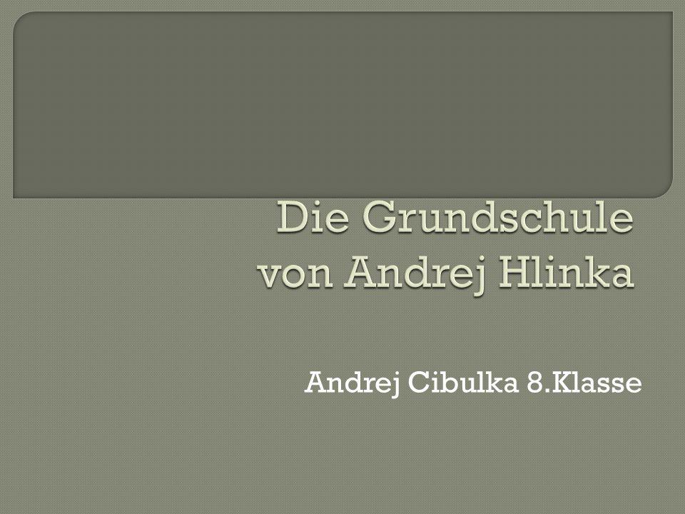 Andrej Cibulka 8.Klasse