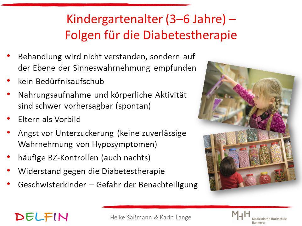 Heike Saßmann & Karin Lange Behandlung wird nicht verstanden, sondern auf der Ebene der Sinneswahrnehmung empfunden kein Bedürfnisaufschub Nahrungsauf