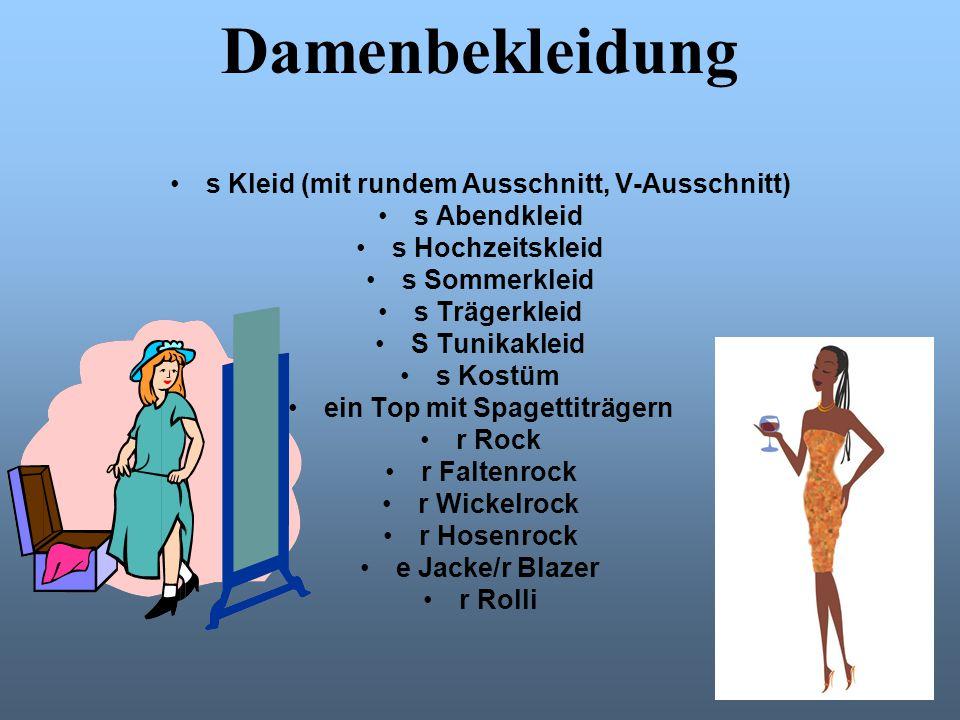 Kinderbekleidung e Latzhose r Latzrock e Leggings s Strampelhöschen/ r Babystrampler r Schneeanzug