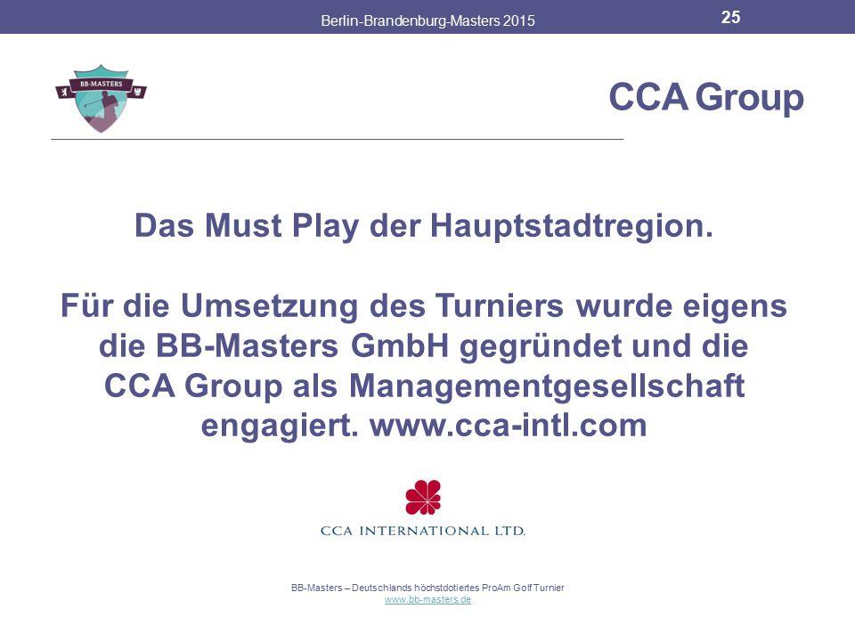 Idee Berlin-Brandenburg-Masters 2015 24 Ausgezeichnete Golfplätze, perfekte Infrastruktur, namenhafte Pros aus Deutschland und Europa sowie die besten
