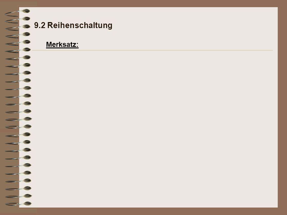 Merksatz: