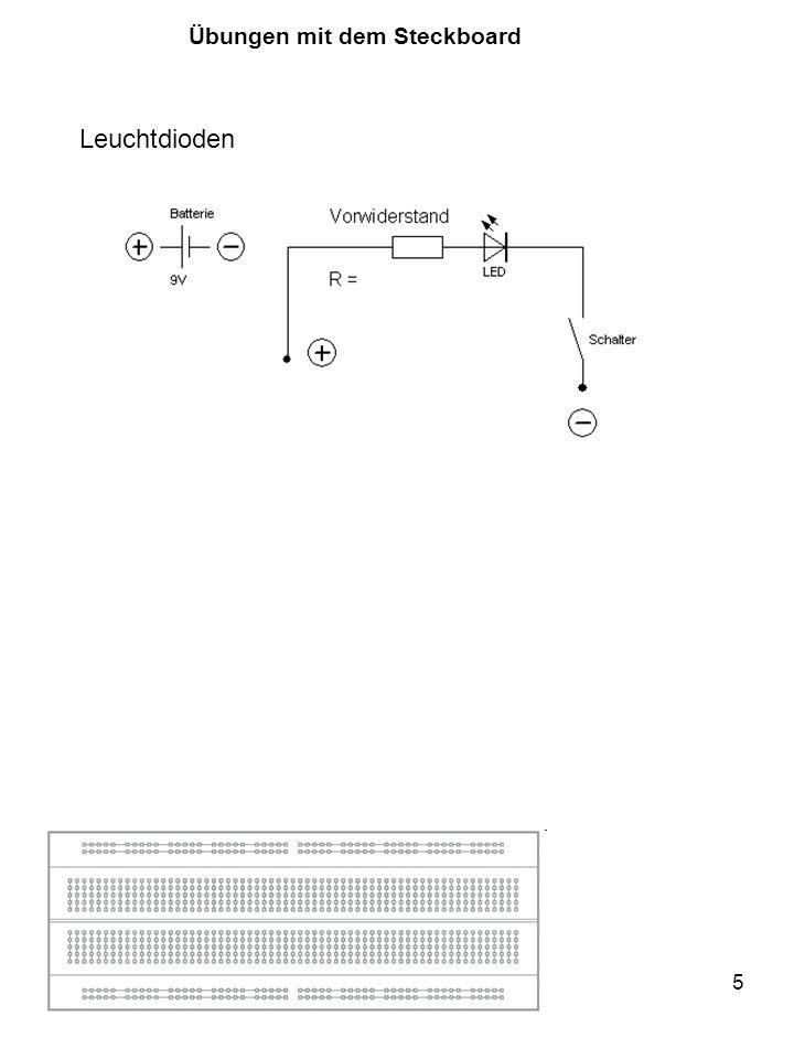 26 Töne Vorschläge für Variationen - Sirenenton erzeugen - Tonhöhe mit Potentiometer variieren - Tonhöhe in Abhöngigkeit vom Lichteinfall (LDR) - Tonhöhe in Abhöngigkeit von der Temperatur (NTC) - CQ-Ruf programmieren - Orgel mit 8 Tastern (Pin 2-9) - Musikprogramm aus dem Internet laden und ausprobieren