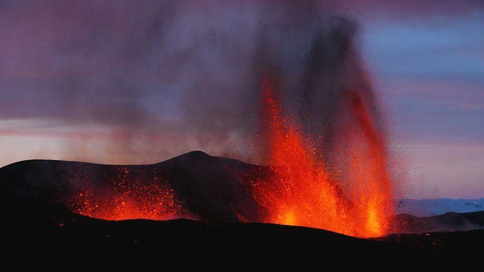 Gigantische Vulkanausbrüche in Kamtschatka: Ein Inferno am Ende der Welt