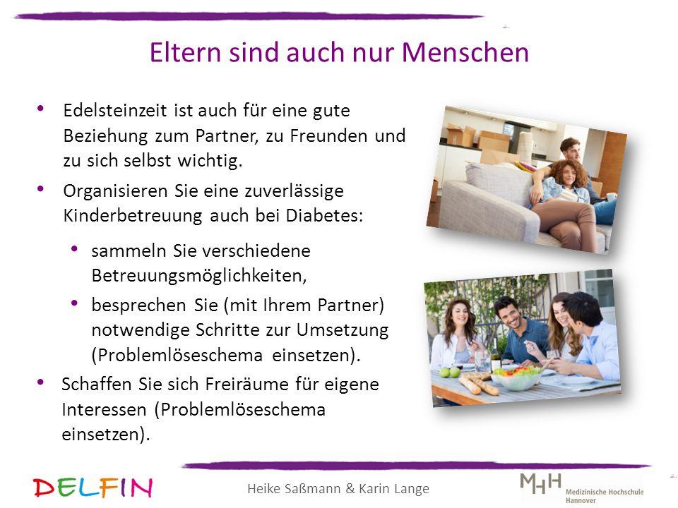 Heike Saßmann & Karin Lange Eltern sind auch nur Menschen Edelsteinzeit ist auch für eine gute Beziehung zum Partner, zu Freunden und zu sich selbst w