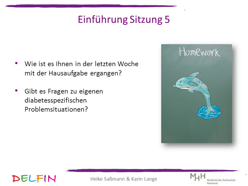 Heike Saßmann & Karin Lange Familiensitzungen/Familiengespräche Legen Sie einen zeitlichen Rahmen fest (nicht zu lange).