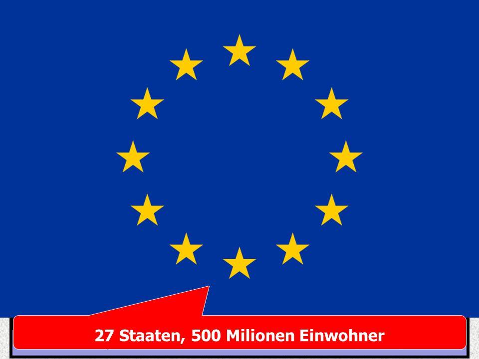 Politik, Wirtschaft EU die Europäische Union die Europäische Union European Union European Union gegründet 1. November 1993 zu diesen Zwecken gegründe