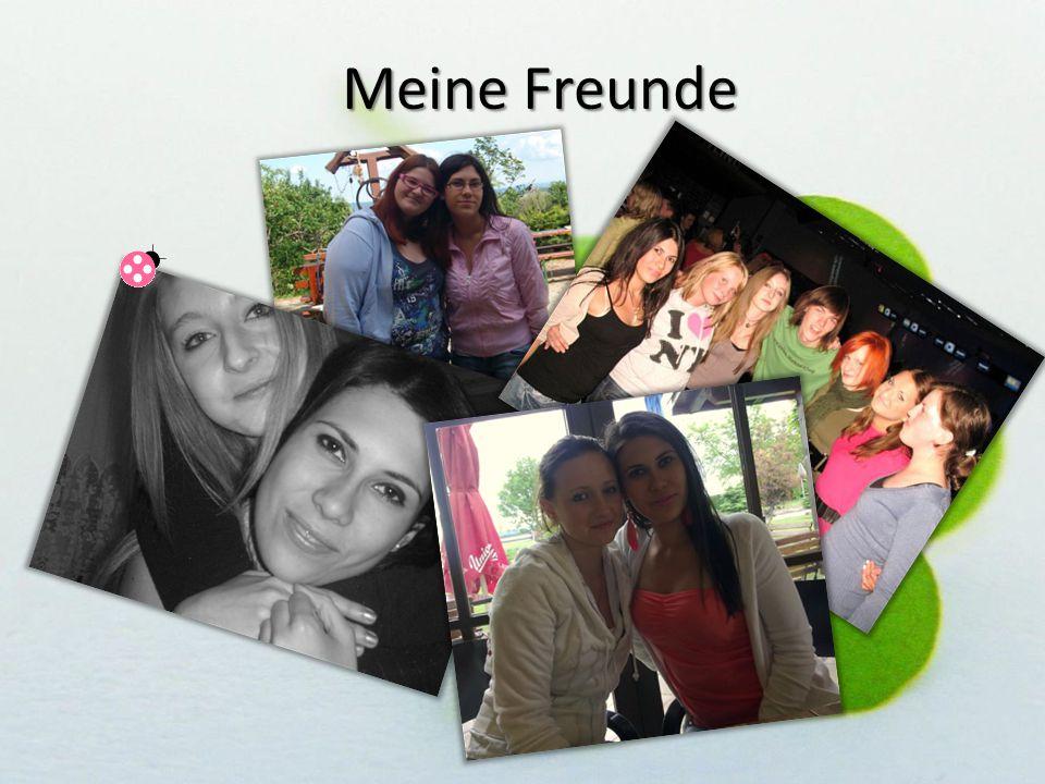 Meine Freunde