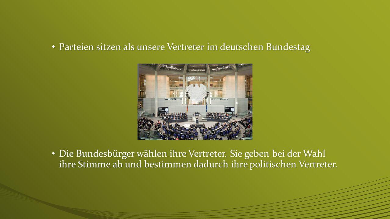 """1. 2007 gegründet, als Nachfolger der DDR- Staatspartei PDS. Die """"Linken"""" vertreten einen demokratischen Sozialismus. 2. Freie Demokratische Partei, k"""