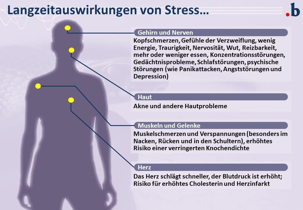 Kopfschmerzen, Gefühle der Verzweiflung, wenig Energie, Traurigkeit, Nervosität, Wut, Reizbarkeit, mehr oder weniger essen, Konzentrationsstörungen, G
