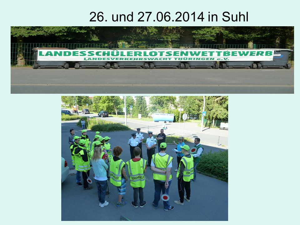 26. und 27.06.2014 in Suhl