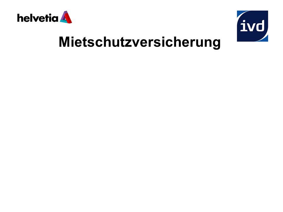 Mietschutzversicherung Mietausfallversicherung – die Basis.