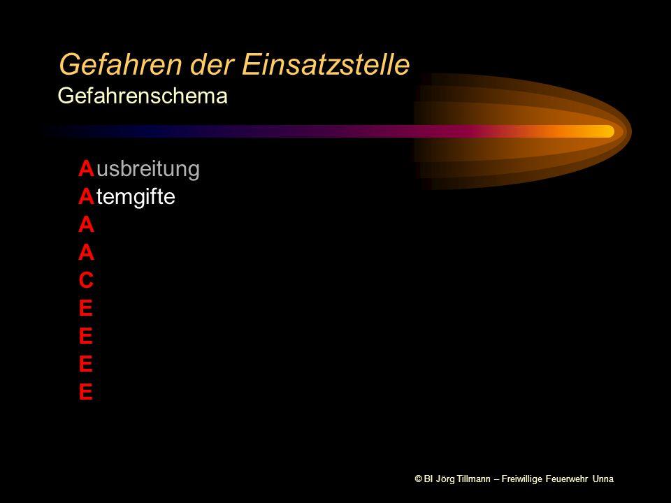 """© BI Jörg Tillmann – Freiwillige Feuerwehr Unna Gefahren der Einsatzstelle Ausbreitung – """"Flash over"""