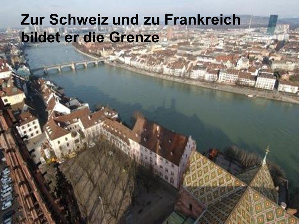 Bei Mannheim fließt der Neckar in den Rhein, bei Wiesbaden der Main, bei Koblenz die Mosel und bei Duisburg die Ruhr.